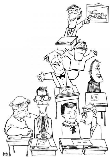 Partiledare 1991
