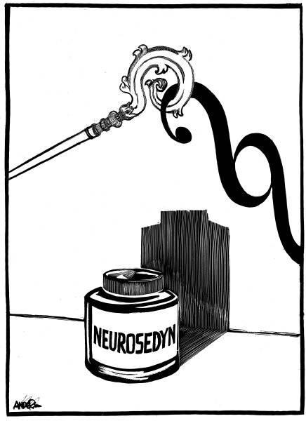 Neurosedynskadorna