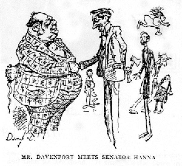 Davenport möter Hanna