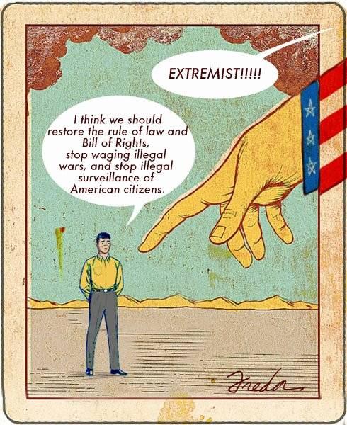 Extremist!!!!