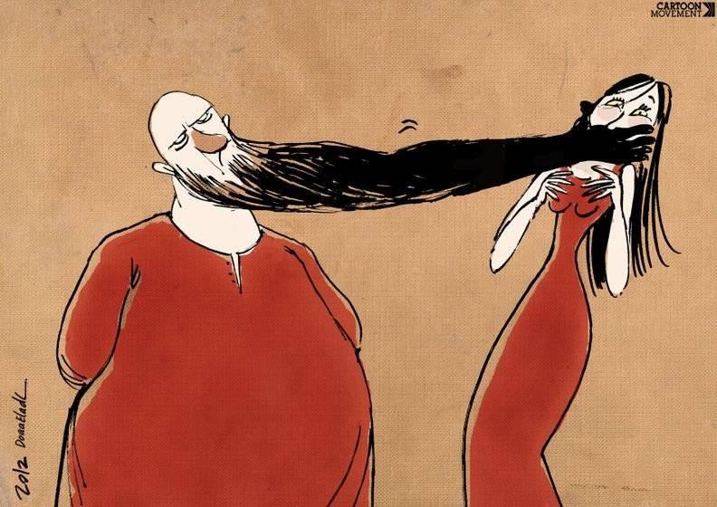 Den egyptiska kvinnans röst