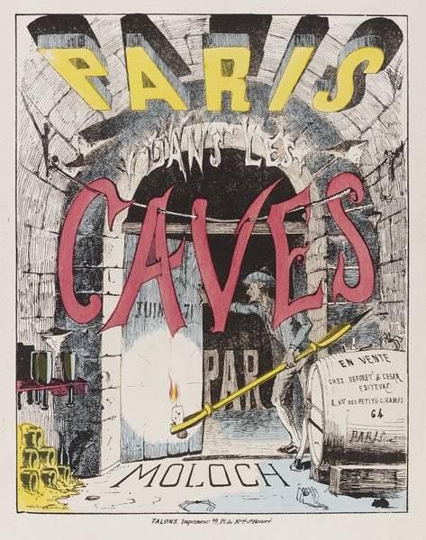 Paris källare