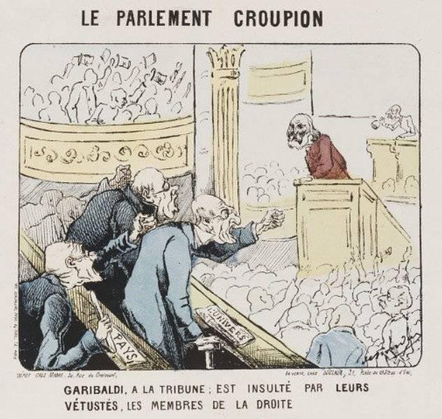Det okunniga parlamentet