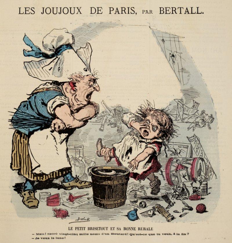 Leken med Paris