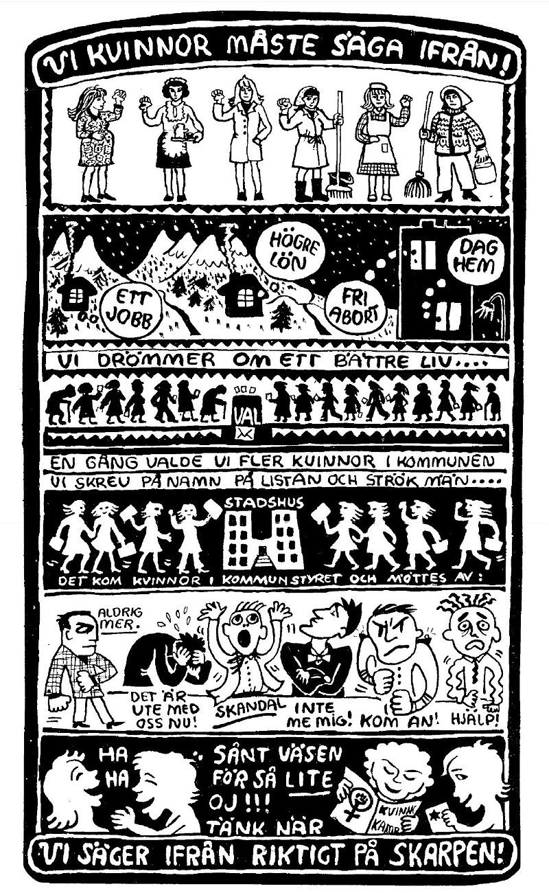 Osloaffischen om valet 1971