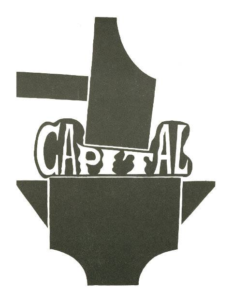 Krossa kapitalet!