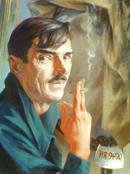Självporträtt (sc 1950)