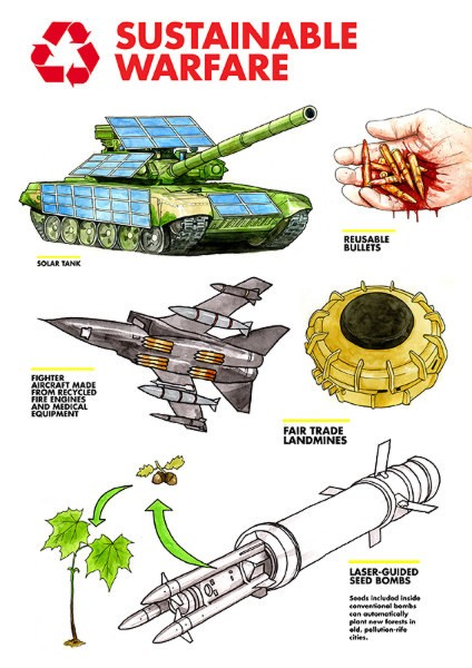 Hållbar krigföring