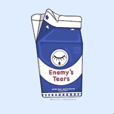 Fiendens tårar – extra salta